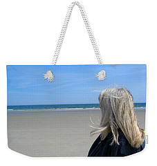 Contemplating The Stillness Weekender Tote Bag