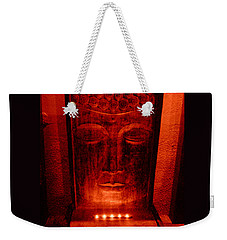 Contemplation Weekender Tote Bag by Linda Prewer
