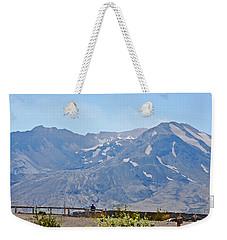 Contemplation - Mount St. Helens Weekender Tote Bag