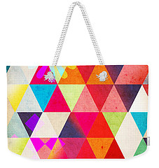 Contemporary 2 Weekender Tote Bag