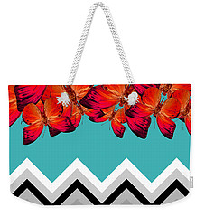 Contemporary Design Weekender Tote Bag