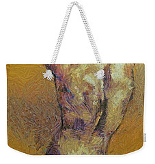 Content With Life Weekender Tote Bag by Dragica  Micki Fortuna