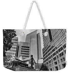 Contrasting Southern Architecture Weekender Tote Bag