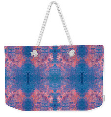 Weekender Tote Bag featuring the photograph Controlled Chaos by Stephanie Grant