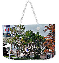 Convergence  Weekender Tote Bag by Lydia Holly