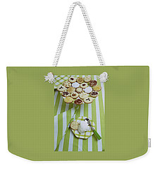 Cookies And Icing Weekender Tote Bag