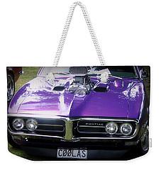 Cool As Weekender Tote Bag