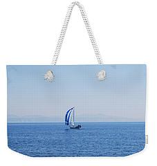 Cool Breeze Weekender Tote Bag