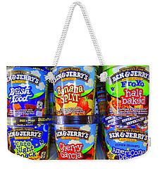 Cool Cremes Weekender Tote Bag