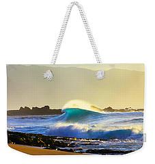 Cool Curl Weekender Tote Bag