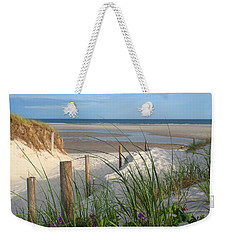 Cool Of Morning Weekender Tote Bag
