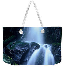 Weekender Tote Bag featuring the photograph Cool Sanctuary by Rodney Lee Williams