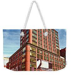 Cooper Exterior Weekender Tote Bag