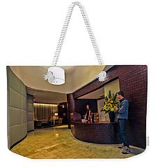 Cooper Lobby Weekender Tote Bag