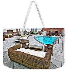 Cooper Roof Weekender Tote Bag
