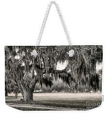 Coosaw - Split Oak Weekender Tote Bag