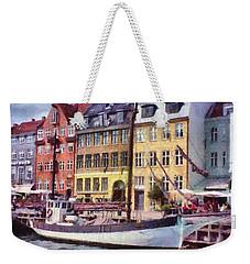 Copenhagen Weekender Tote Bag by Jeff Kolker