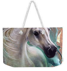 Copper Grace - Horse Weekender Tote Bag