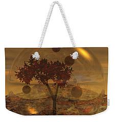Copper Terrarium Weekender Tote Bag