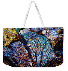 Coral Beached Weekender Tote Bag