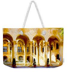 Coral Gables Series 01 Weekender Tote Bag