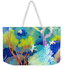 Coral Reef Dreams 1 Weekender Tote Bag