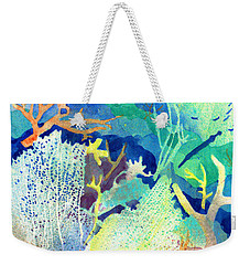 Coral Reef Dreams 2 Weekender Tote Bag
