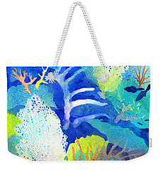 Coral Reef Dreams 3 Weekender Tote Bag