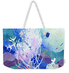 Coral Reef Dreams 5 Weekender Tote Bag