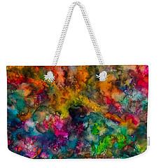 Core Weekender Tote Bag by  Heidi Scott
