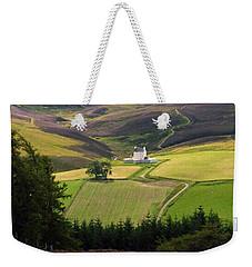 Corgarff Castle - Summer Weekender Tote Bag