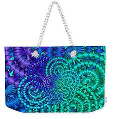 Coriolis Weekender Tote Bag