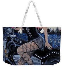 Corissa Weekender Tote Bag