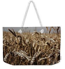 Corn Field Weekender Tote Bag by Vicki Spindler