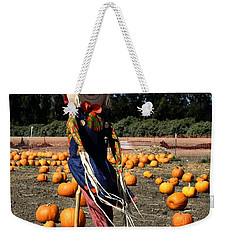 Weekender Tote Bag featuring the photograph Corn Mom by Michael Gordon