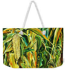 Spirit Of The Corn Weekender Tote Bag