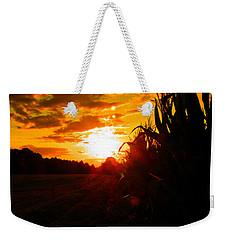 Cornset Weekender Tote Bag