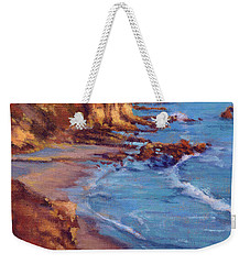 Corona Del Mar Newport Beach California Weekender Tote Bag