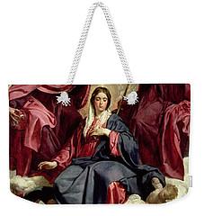 Coronation Of The Virgin Weekender Tote Bag