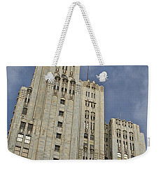 Corporate Monolith  Weekender Tote Bag