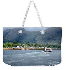 Corran Ferry Weekender Tote Bag