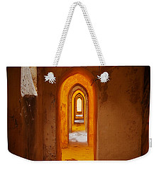Corridor In The Real Alcazar Of Seville Weekender Tote Bag