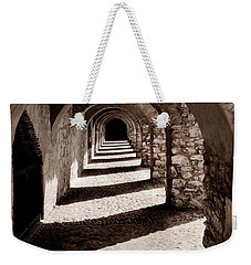 Corridors Of Stone Weekender Tote Bag