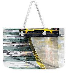 Corvette C6 Weekender Tote Bag