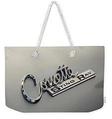 Corvette Sting Ray Weekender Tote Bag