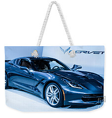 Corvette Stingray Weekender Tote Bag