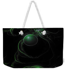 Cosmic Alien Eyes Original 2 Weekender Tote Bag by Shawn Dall