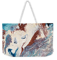 Cosmic Blend Four Weekender Tote Bag by M West