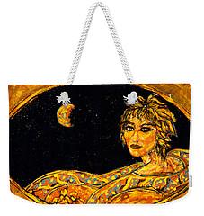 Cosmic Child Weekender Tote Bag
