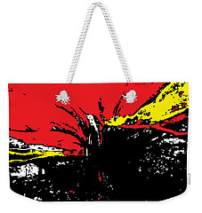 Cosmic Weekender Tote Bag